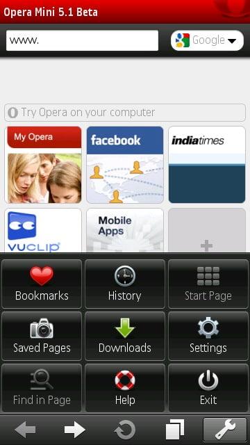 Okezie opera mini free download