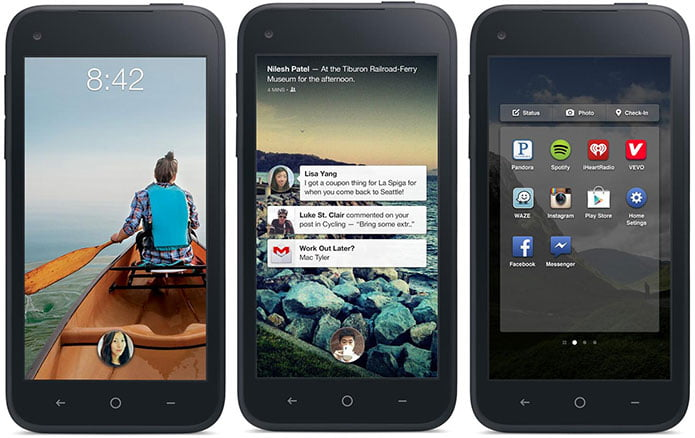 Facebook Home for Android unveiled, HTC First announced With Home Pre-Installed