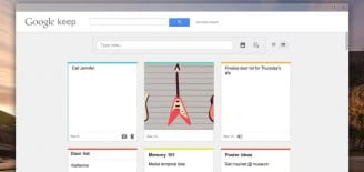 Google's Note Taking App 'Google Keep' gets its Own Standalone Chrome App