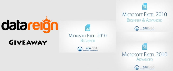 Learn Microsoft Excel 2010 in Complete – Video Tutorial Series [Giveaway]