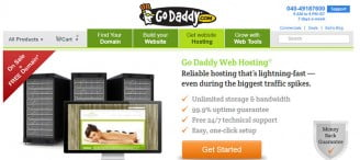 Godaddy India Exclusive 50% Discount Coupon on Web Hosting Plans