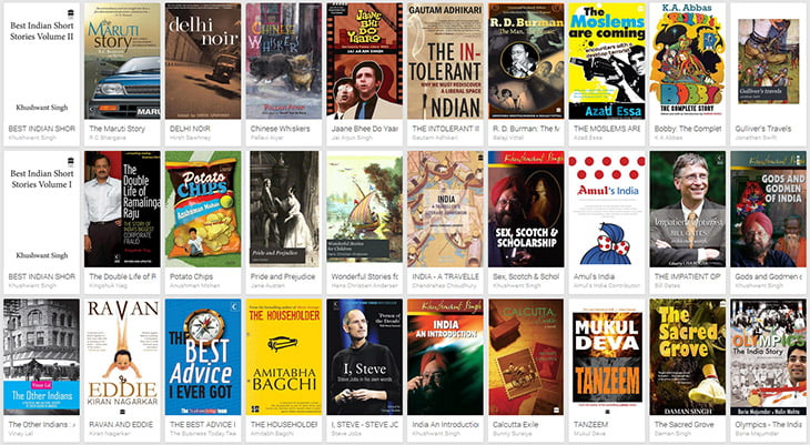 Get Popular eBooks for Free from HarperCollins on Google Play store India