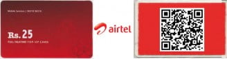 Do away with 16 digit PIN recharge, Airtel introduces QR Code based Recharge