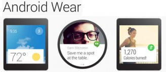 Google unveils Android Wear - the next generation Wearables