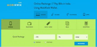 MobiKwik with Instant Recharge and Integrated Wallet service [Review]