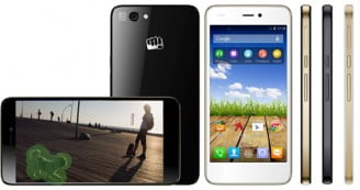 Micromax unveils Canvas Knight Cameo (A290) with KitKat, Octa-core CPU, HD display
