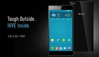 Xolo unveils 8X-1000 with Android custom UI HIVE for Rs 13,999