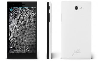 Jolla Smartphone with Sailfish OS & Android apps support comes to India for Rs 16,499