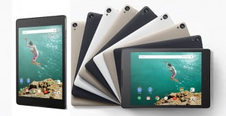 Google Nexus 9 - HTC build, 64bit NVIDIA Tegra K1 & Lollipop