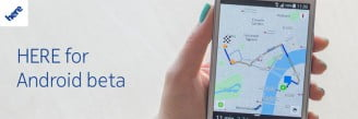 Nokia HERE Maps makes it Way to Android Devices [Beta]