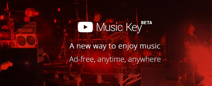 YouTube introduces Music Key – Ads Free, Offline viewing, Background play & more