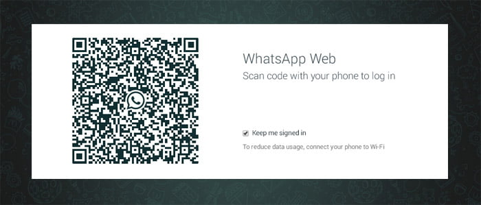 WhatsApp comes to PC with its Web Client – Works only on Chrome