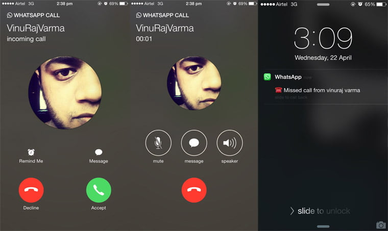 Whatsapp Voice Calling Finally Comes To Apple Iphone