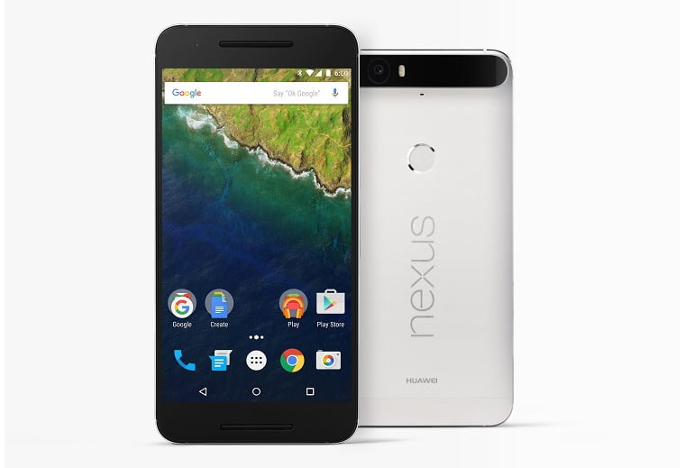 Nexus 6P – all metal body, 5.7 inch AMOLED, Snapdragon 810 & Marshmallow