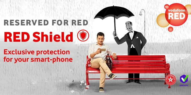 Vodafone RED Shield launched with mobile security solution ...