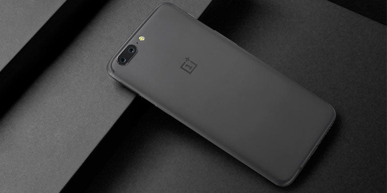 OnePlus 5 officially launched - dual camera, Snapdragon 835, Dash Charger