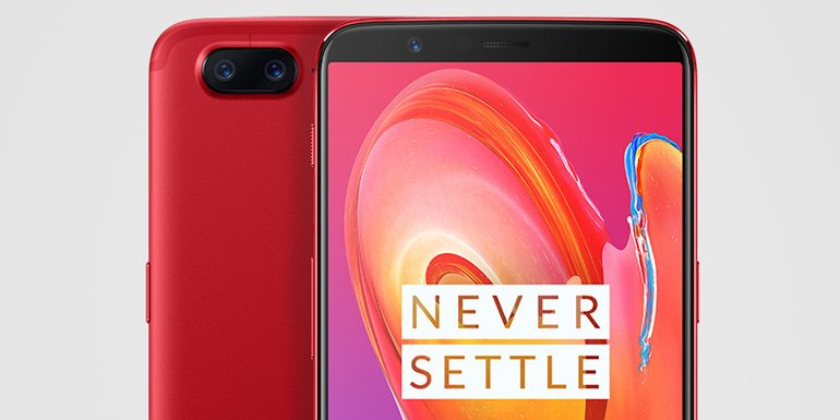 OnePlus 5T gets the new Lava Red Color variant in India