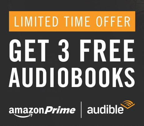 Audible from Amazon - The easiest way to read, is to listen. Get an exclusive 90-Day Free Trial including 3 free audiobooks.